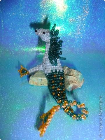 Гиппокамп – морская лошадь в греческой мифологии. фото 2