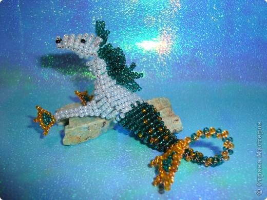 Гиппокамп – морская лошадь в греческой мифологии. фото 1