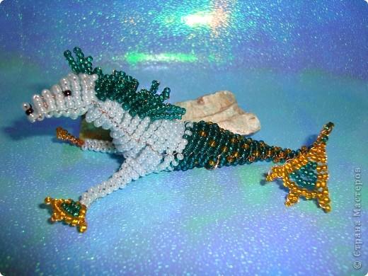 Гиппокамп – морская лошадь в греческой мифологии. фото 5