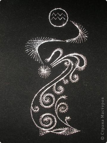 У подруги недавно был день рождения. Захотелось ей сделать что-то неожиданно-приятное. Вспомнила, что тут был замечательный материал (знаки зодиака в изонити) http://stranamasterov.ru/node/17515?c=favorite Огромное спасибо Галине.
