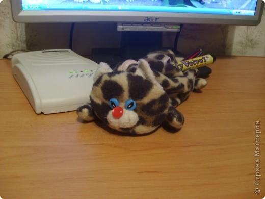 Я котик умный и веселый И никогда не видел школы... Возьми меня с собою в класс. Я помяукаю для вас. фото 3