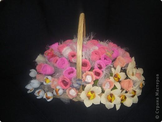 Райская корзина! ( Подарок на юбилей ) фото 1