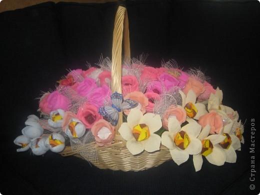 Райская корзина! ( Подарок на юбилей ) фото 2
