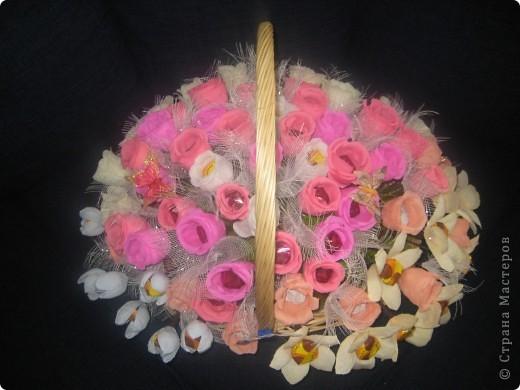 Райская корзина! ( Подарок на юбилей ) фото 6