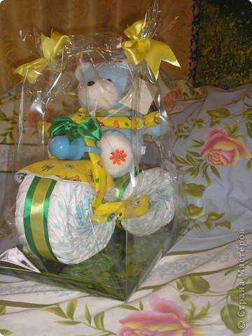 Делала как подарок на крестины,маме малыша очень понравился. фото 3