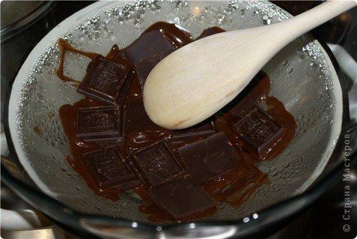 Базовый рецепт(котрый я нашла на просторах интернета): 3ст. муки 2 ст. сахара 1,5 ч.л. соды (не гасить) 1 пакетик разрыхлителя 4-6 ст.л. какао-порошка 2 яйца 1 ст.молока 1/3-1/2 ст. масла растительного(чем больше какао, тем больше масла) 1ст кипятка фото 3
