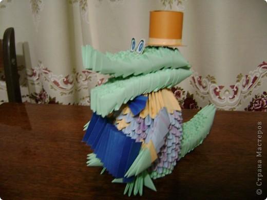 Крокодил Гена и Чебурашка фото 2