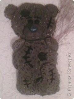 Мишка Тедди фото 2