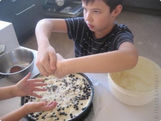 Пирог готов!!!  фото 7