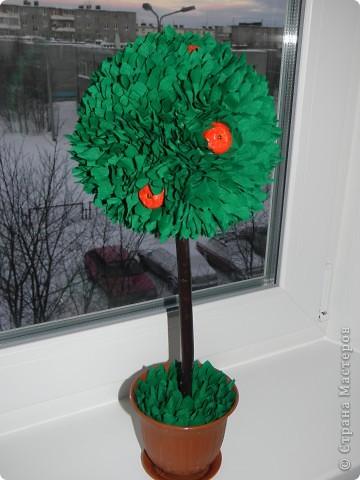 """На создание этого дерева меня вдохновили работы """"STRENFLEX"""". Светлана спасибо Вам.  фото 1"""