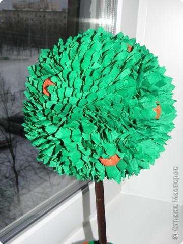 """На создание этого дерева меня вдохновили работы """"STRENFLEX"""". Светлана спасибо Вам.  фото 3"""