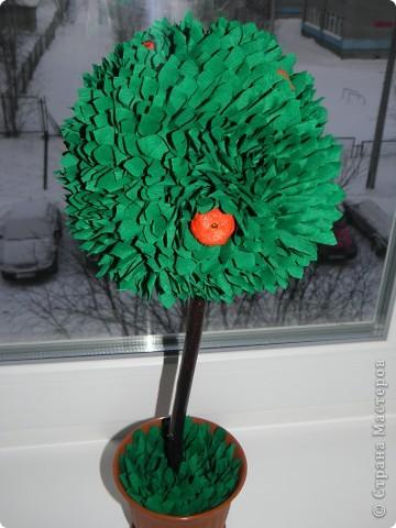 """На создание этого дерева меня вдохновили работы """"STRENFLEX"""". Светлана спасибо Вам.  фото 2"""