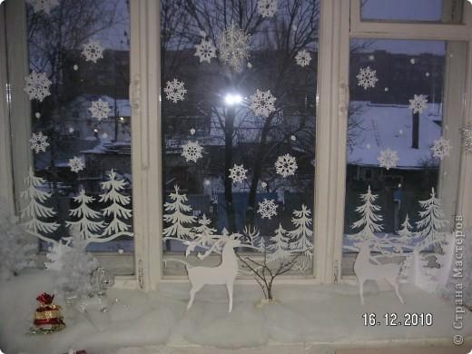 Группа снеговиков с подарками. фото 3