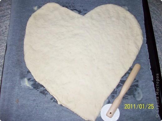 Пицца...Валентинка... фото 5