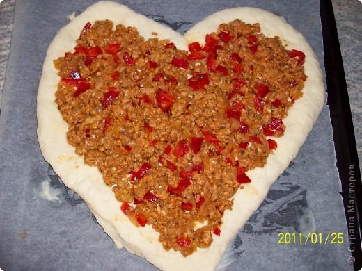 Пицца...Валентинка... фото 9