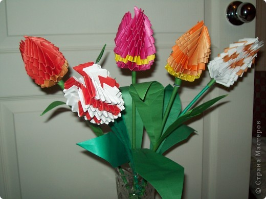 Модульное Оригами | Страна