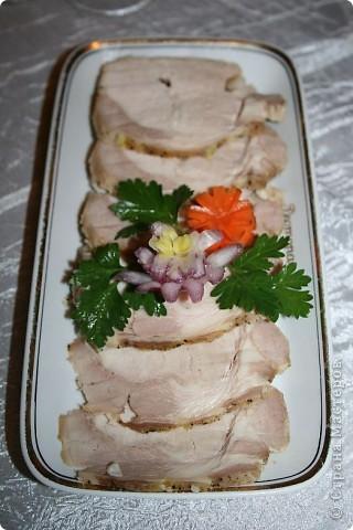 Украшание блюд фото 3