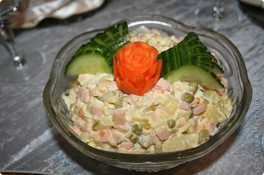 Украшание блюд фото 5