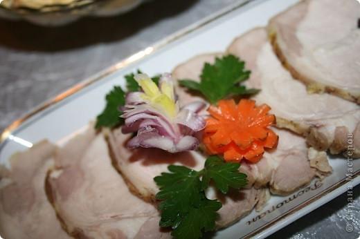 Украшание блюд фото 4