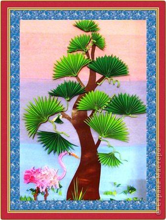Японское дерево