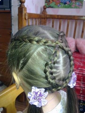 Плетем косы вместе))) фото 28