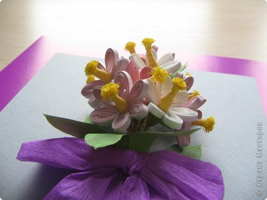 Такие вот весенние цветочки появились у меня в середине зимы фото 5