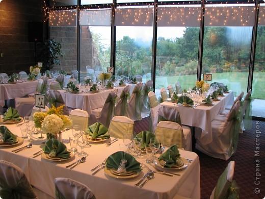 оформление стола на свадьбе фото 9