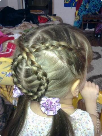 Плетем косы вместе))) фото 27