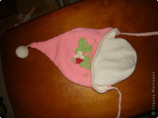 шапуля для дочули фото 7