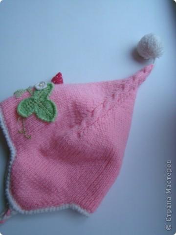 шапуля для дочули фото 4