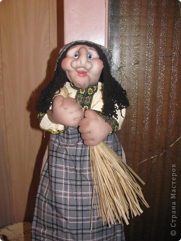 Кукла-пакетница  Ягуша