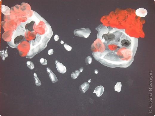 дед мороз красный нос фото 2