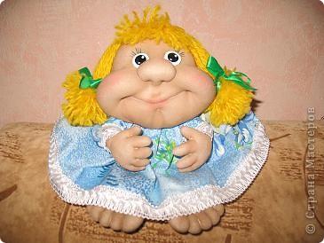 вот и вторая куколка готова фото 1