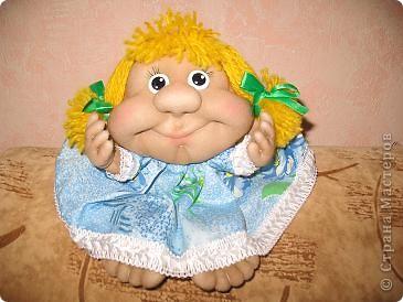 вот и вторая куколка готова фото 2