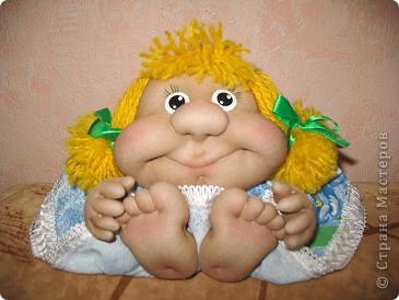 вот и вторая куколка готова фото 3