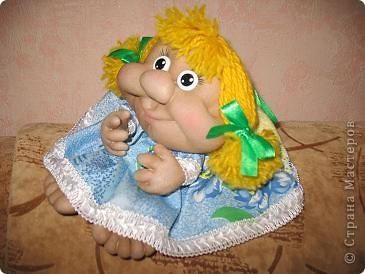 вот и вторая куколка готова фото 4