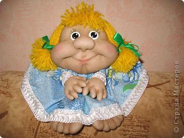 вот и вторая куколка готова фото 5