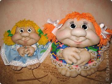 вот и вторая куколка готова фото 7