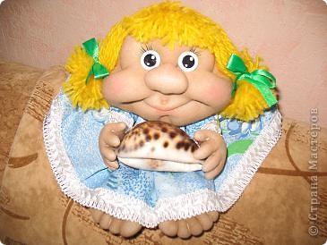 вот и вторая куколка готова фото 6