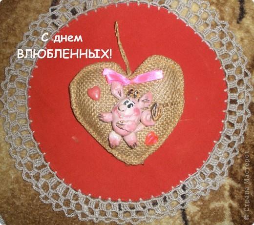 сувенир на день Валентина фото 1