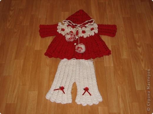костюмчик для дочурки