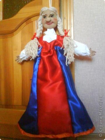 Кукла на чайник Варвара-краса. фото 2