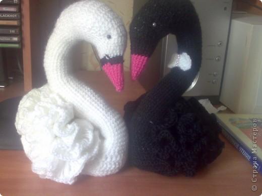 Лебеди на заказ.  фото 8