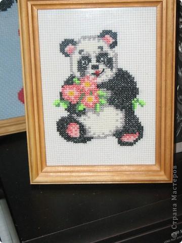 Панда - самый любимый мой зверёк.  фото 1