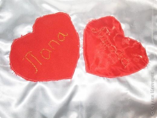 Замечательные сердечки в подарок папе и маме на день Св. Валентина