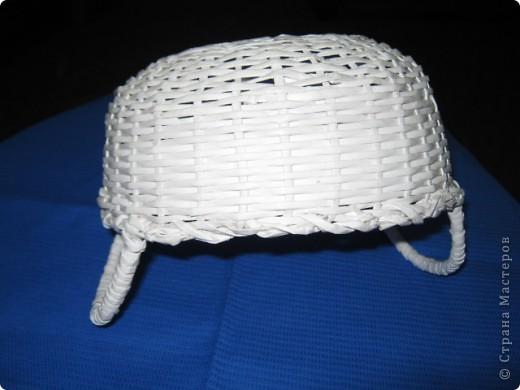 корзинка плетеная фото 2