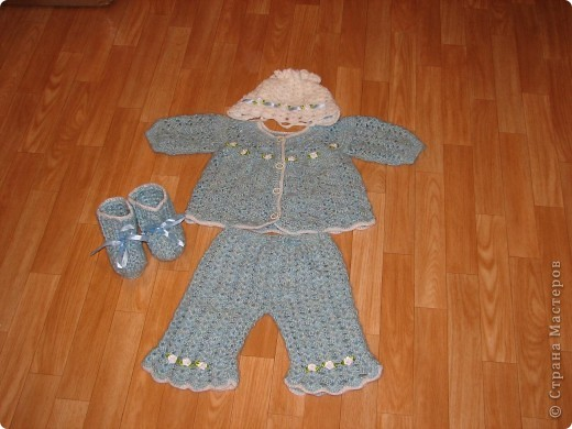 костюмчик для дочурки 2 фото 1