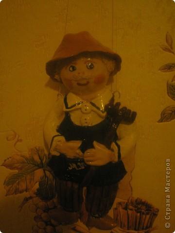 Мой садовник, фотка, правда не важная.