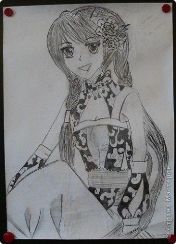 Девушка. фото 1