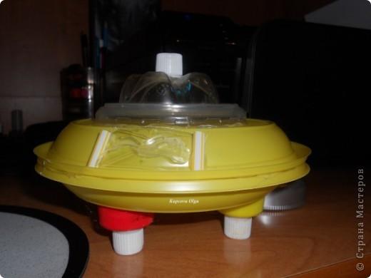 Летающая тарелка (повторюшка ) :)) фото 2